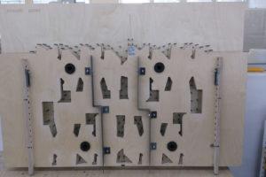 Erhard Wolff Stanzformenbau | Ausbrecherwerkzeuge